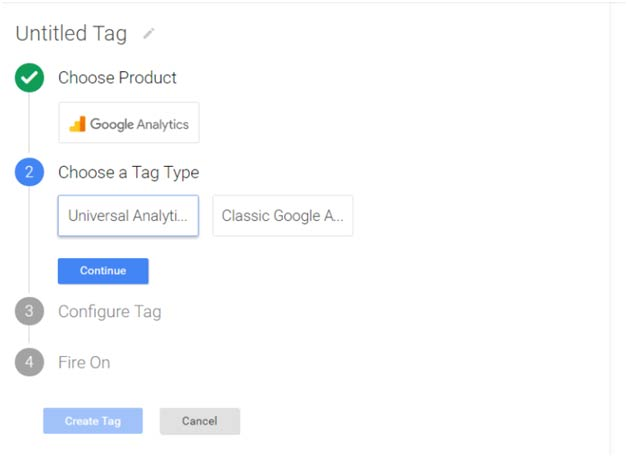Google-tag-manager-choose-a-product