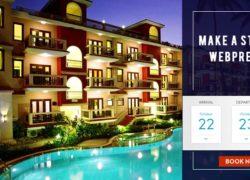 hotel website development