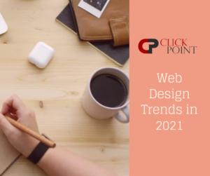 Web Design Trends in 2021